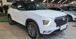 Almost New Hyundai Creta Compact SUVs For Sale: Avoid The Waiting Period