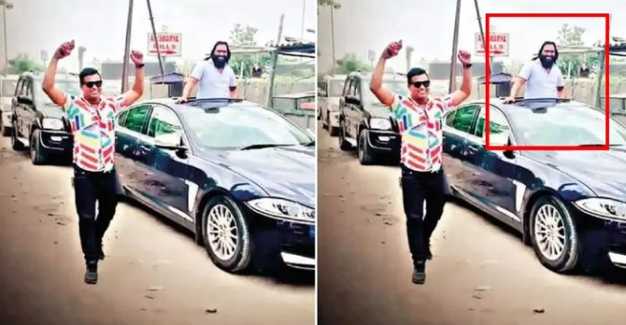 बूटलेगर ने जगुआर के नेतृत्व वाली लग्ज़री कार काफिले में अपनी जेल से रिहाई का जश्न मनाया: फिर से गिरफ्तार