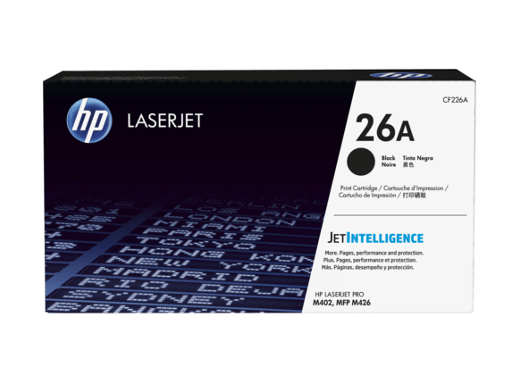 HP 26A Toner Cartridge Manchester