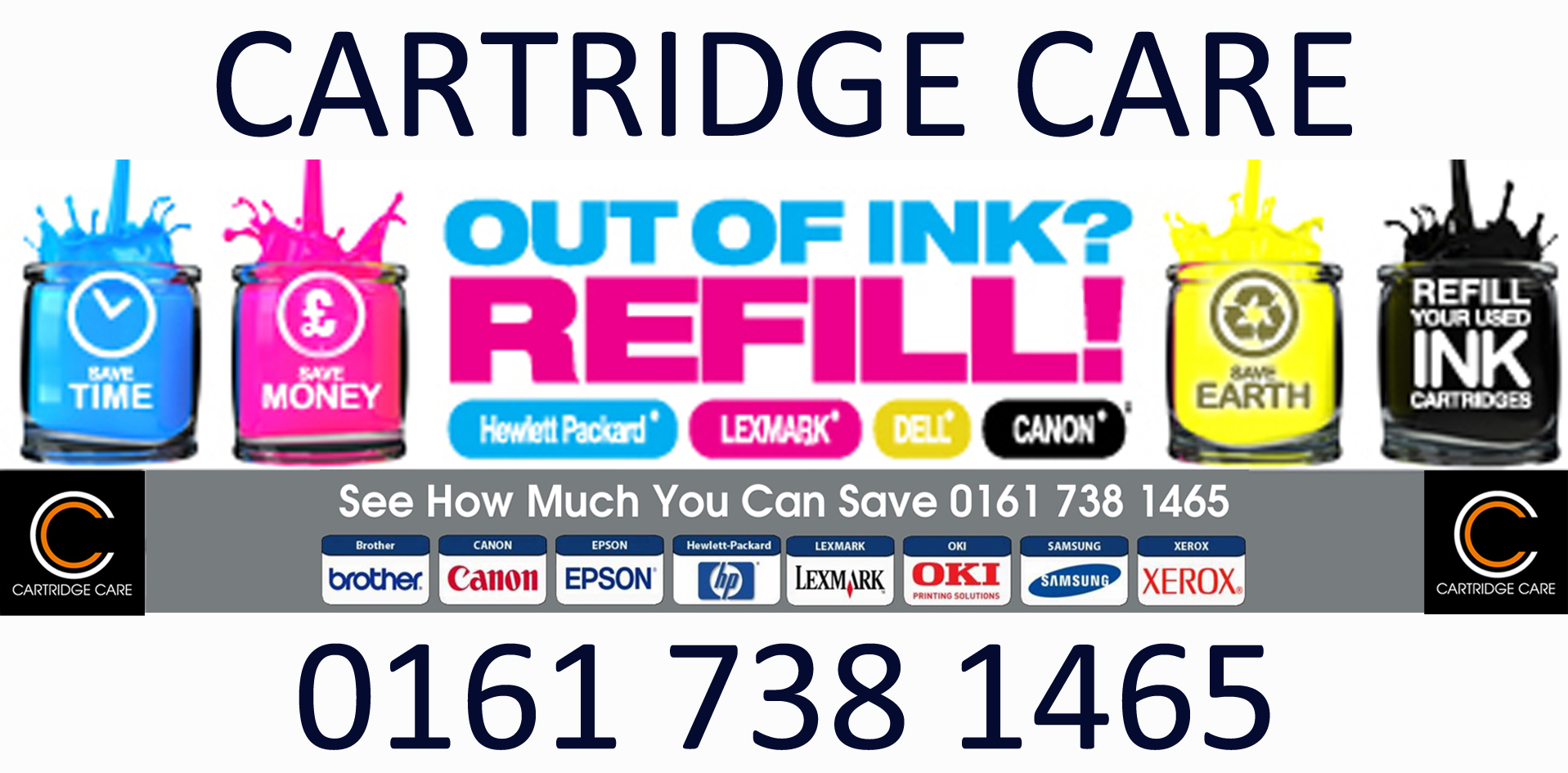HP Ink Cartridges Manchester