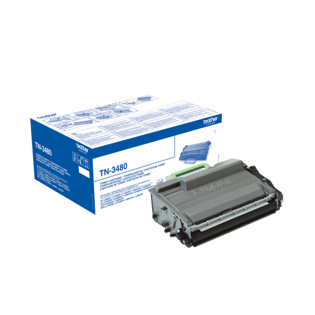 Brother TN3480 Toner Cartridges Manchester