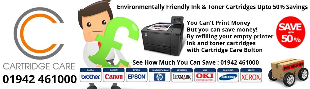 Printer Ink Toner Cartridges Bolton
