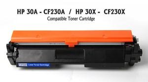 HP 30A Toner Manchester