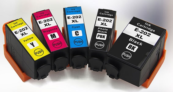 Epson 202XL Ink Cartridges Manchester