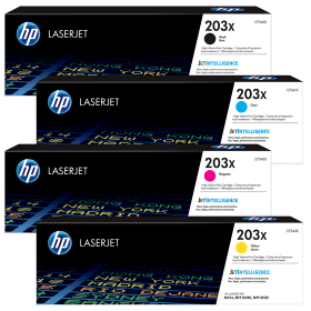 HP 203X Toner Cartridges Manchester