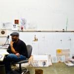 Studio Visit: Bob Dob, Part 1