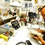 Studio Visit: Bob Dob, Part 2