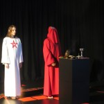 "CARTWHEEL BLOG: ""Twilight"" Star Noot Seear, Brian Butler Perform Aleister Crowley Ritual"