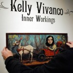 """""""Inner Workings"""" and """"The Wild Ones"""" open at Thinkspace Gallery"""