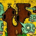 Litmus Ghost Smiles by Corey Hagberg
