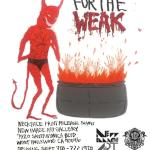 "Neck Face's ""No Mercy for the Weak"" at New Image Art"