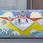 Photos, Interviews: Mural Painting on La Brea via Merry Karnowsky Gallery
