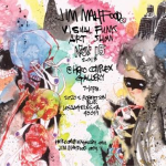 "Jim Mahfood's ""Visual Funk"" at Hero Complex Gallery"