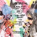 "Jim Mahfood's ""Visual Funk"" at Hero Complex Gallery"