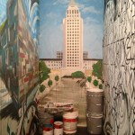 LA Art Show 2014: Los Angeles Murals Reclaim Their Place