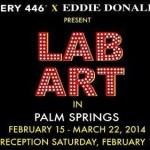 Modernism Week's LAB ART in Palm Springs