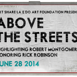 "Save the Date: ""Above the Streets"" at ArtShareLA"