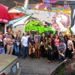 Cartwheel Art Takes Atlas Obscura on Arts District Tour