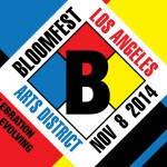 Save the Date November 8 Bloomfest LA