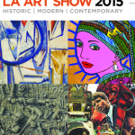 Save Date: LA Art Show, January 14-18, 2015