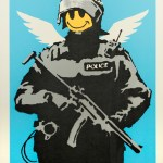 Preview: Julien's Auctions Street Art Auction: Banksy Murals and More