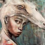 """Save the Date: Herakut """"Masters of Wrong"""", at Corey Helford Gallery – March 26th"""