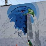 POW! WOW! Long Beach – Mural Photo Coverage, by Melinda Sanchez