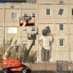 POW! WOW! Long Beach – Mural Photo Coverage, by Julie Faith
