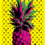 """Save the Date: La-La Land Gallery and Kii Arens Present """"Fruit"""" : Thursday, July 21"""