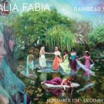 "Save the Date: ""Rainbeau Samsura"" by Natalia Fabia, plus Alessandra Maria and Lauren Marx, and Elizabeth McGrath, at Corey Helford Gallery on Saturday November 5th!"