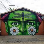 Cartwheel Art Tours Coverage: Neighborhood Explorations in Venice Beach, with Cartwheel Art Tours Host – Jules Muck