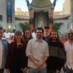 Cartwheel Art Tours Coverage: Neighborhood Explorations in Hollywood, with Cartwheel Art Tours Host – Jeff Honig