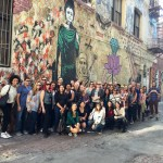 "Tour Coverage: Cartwheel Art Tours x Women Who Whiskey in DTLA for ""The Art of Whiskey"" (Sunday October 29th)"