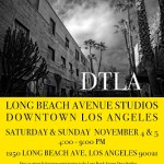 Save the Date:  DTLA's Long Beach Avenue Open Artist Studios – Saturday November 4th through Sunday November 5th