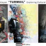 "SAVE THE DATE: Opening Reception ""Turmoil"" a Solo Show by Jack Avetisyan at Armenian Arts Gallery – Friday February 2nd"