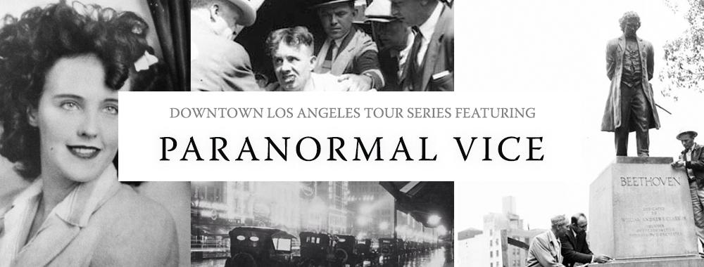paranormal vice