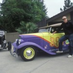 Robert Williams Pop-Up Auto Show at NHRA Motorsports Museum – Saturday August 11
