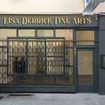 SAVE THE DATE: Lisa Derrick Fine Arts Opens in Chinatown – Saturday, January 26, 2019