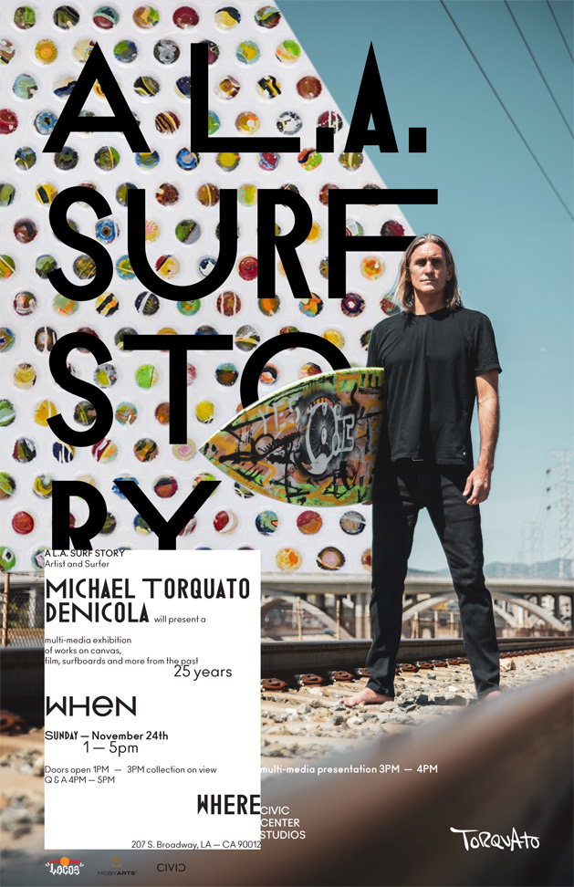 Michael Torquato deNicola - A L.A. Surf Story