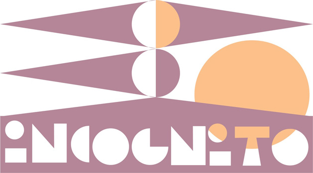 INCOGNITO 2020 logo by Eamon Ore-Giron