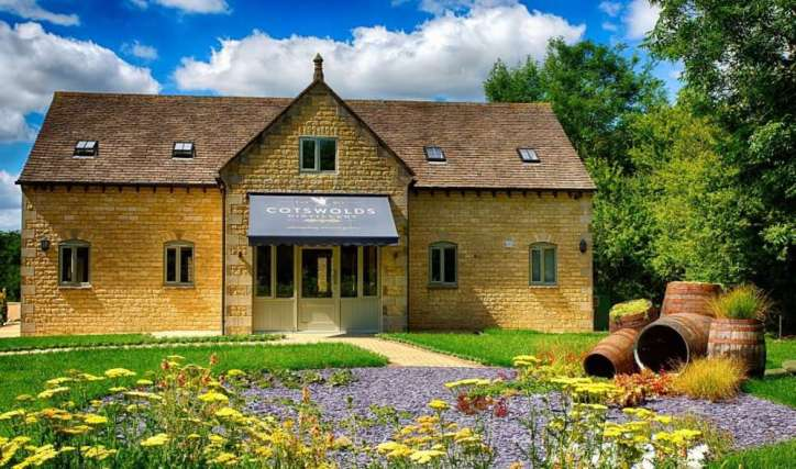 The Cotswold Distilling Company Oxfordshire Hotels