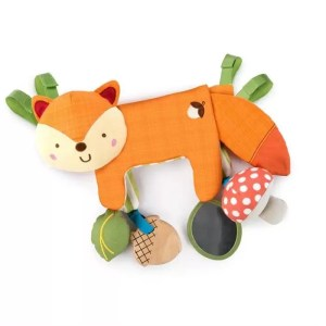 bright starts 11074 jucarie multifunctionala 2 in 1 foxy forest toy bar