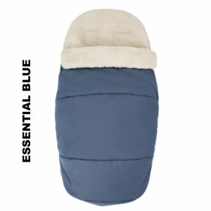 Salopeta de iarna Footmuff 2 in 1 Maxi Cosi Essential Blue