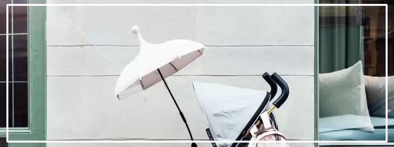 Umbrele carucior