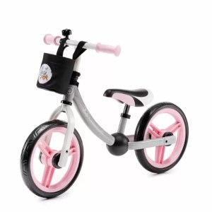 Bicicleta fara pedale 2Way Next Kinderkraft light pink