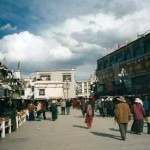 Frank Caruso, L.Ac. Photo Gallery - Jokhang Temple Tibet