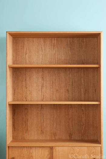 How-to-style-a-bookcase-step-1