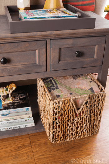 Organized-media-room-basket