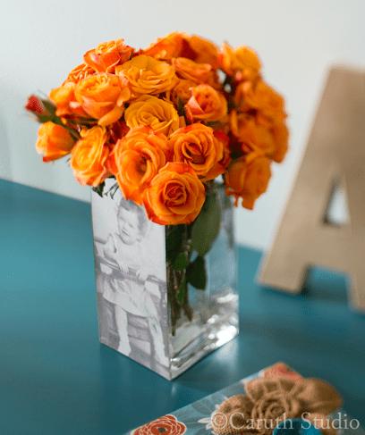 Photo-vase