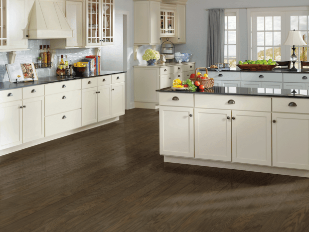 Armstrong Hardwood Performance Plus White Oak Ashen Taupe